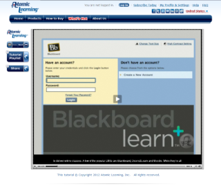 Video Tutorial: Being Familiar with your LMS