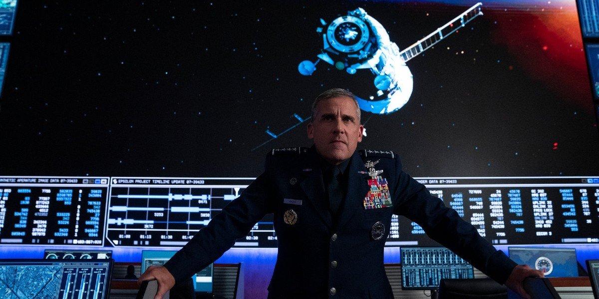 Steve Carell - Space Force