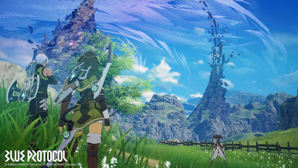 Bandai Namco announces new PC action-RPG called Blue