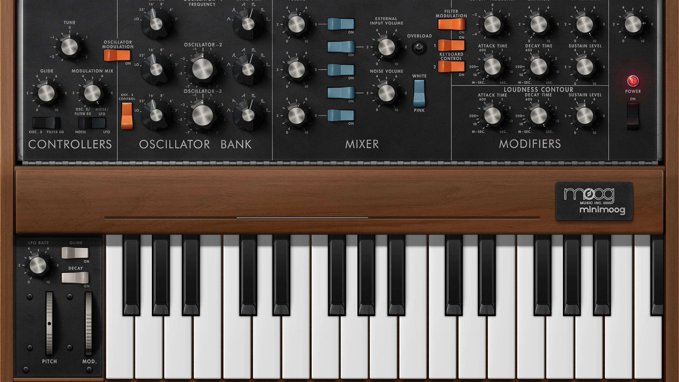 Korg And Moog Are Giving Away Free Synthesizer Apps Download Them Here Techradar
