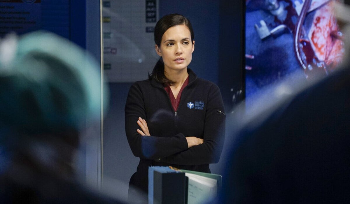 chicago med natalie manning season 5 fall finale nbc