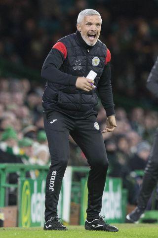 Celtic v St Mirren – Ladbrokes Scottish Premiership – Celtic Park