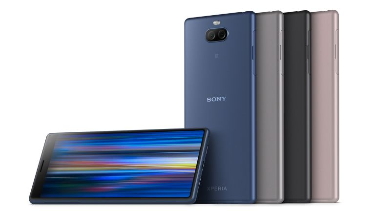 Image result for Sony Xperia 10 Plus photo