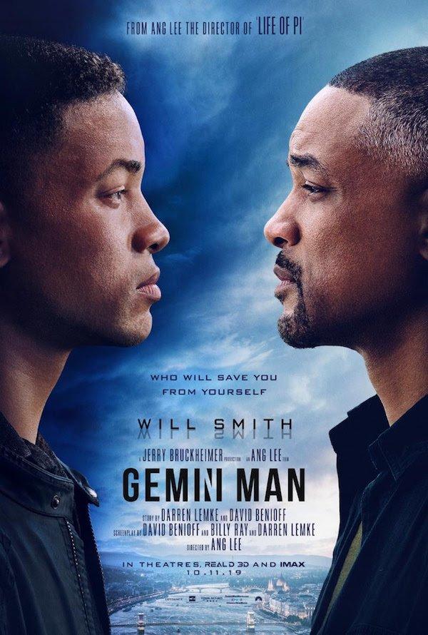 The Gemini Man trailer