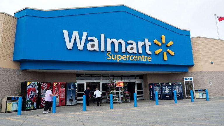 Walrmart store