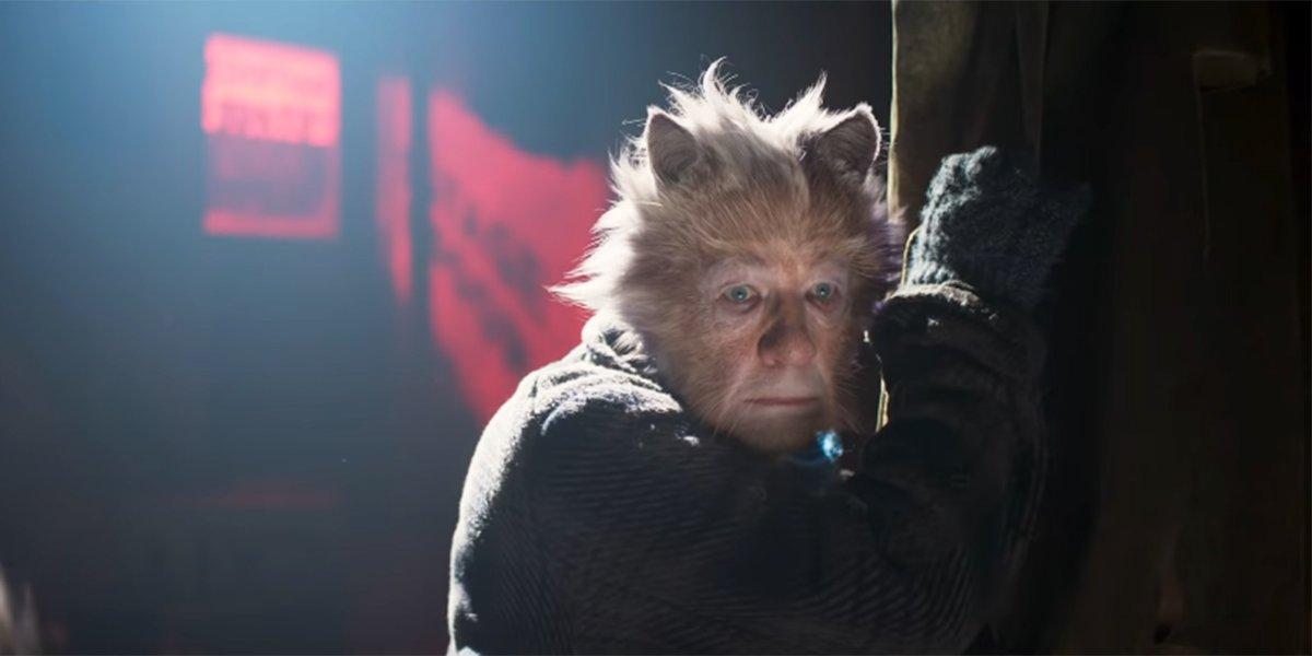 Ian McKellen in Cats