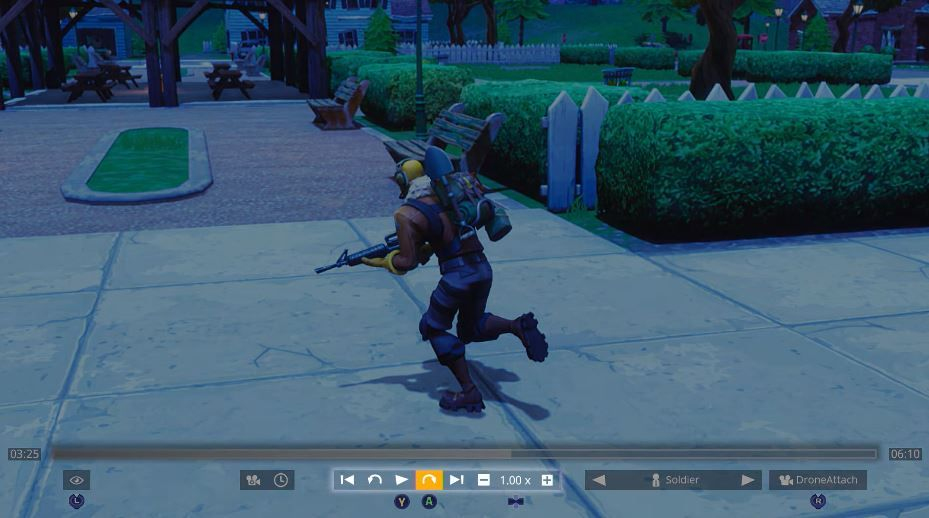 How to Use Fortnite's Replay Mode   Tom's Guide