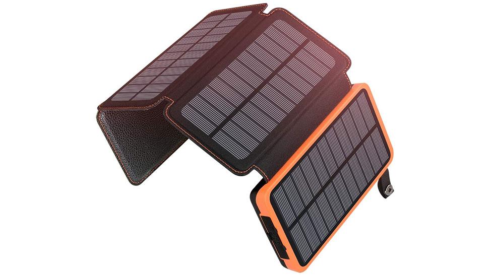 A ADDTOP Solar Charger 25,000mAh