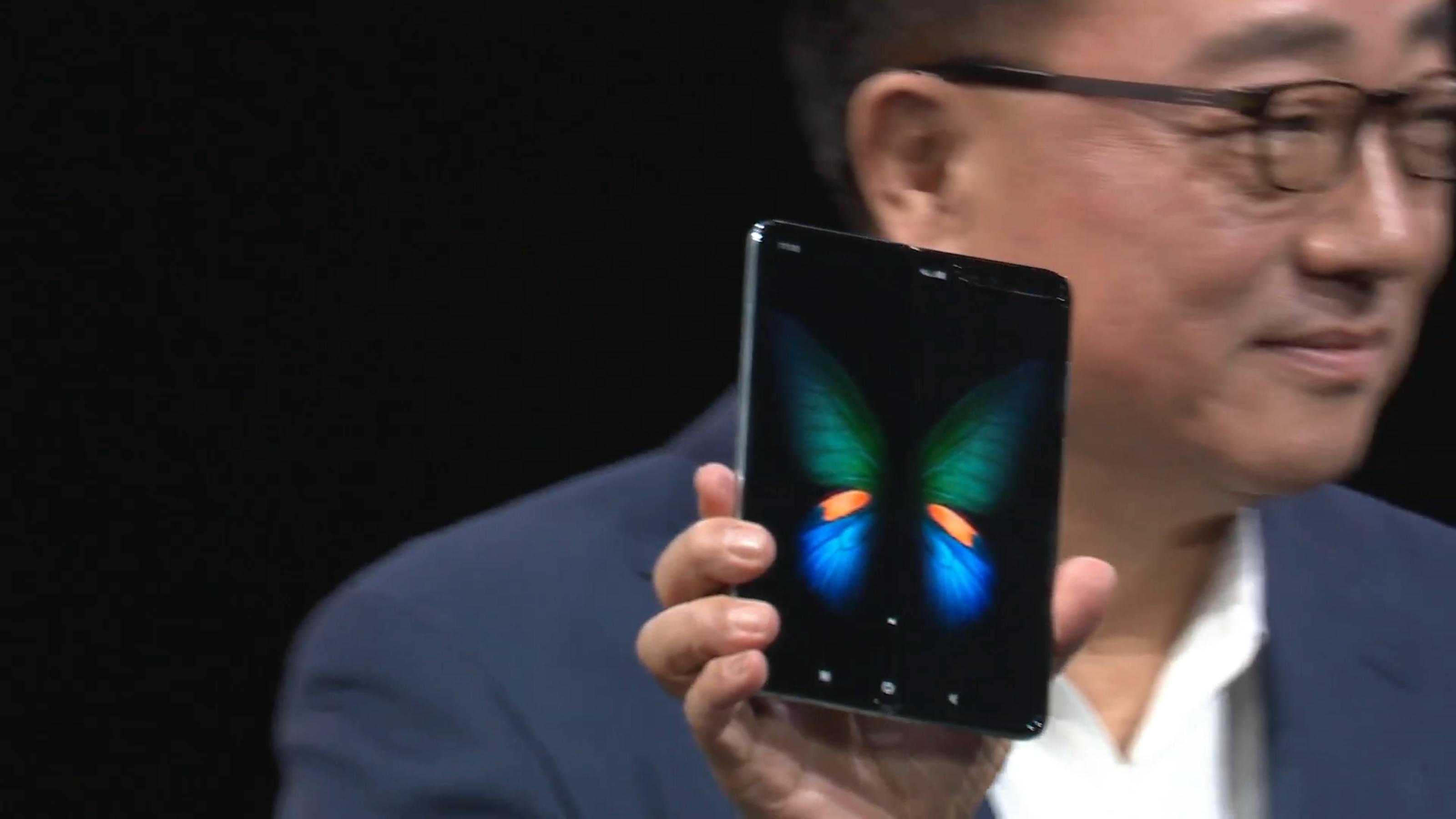 O Samsung Galaxy vezes apenas mudou o futuro dos smartphones