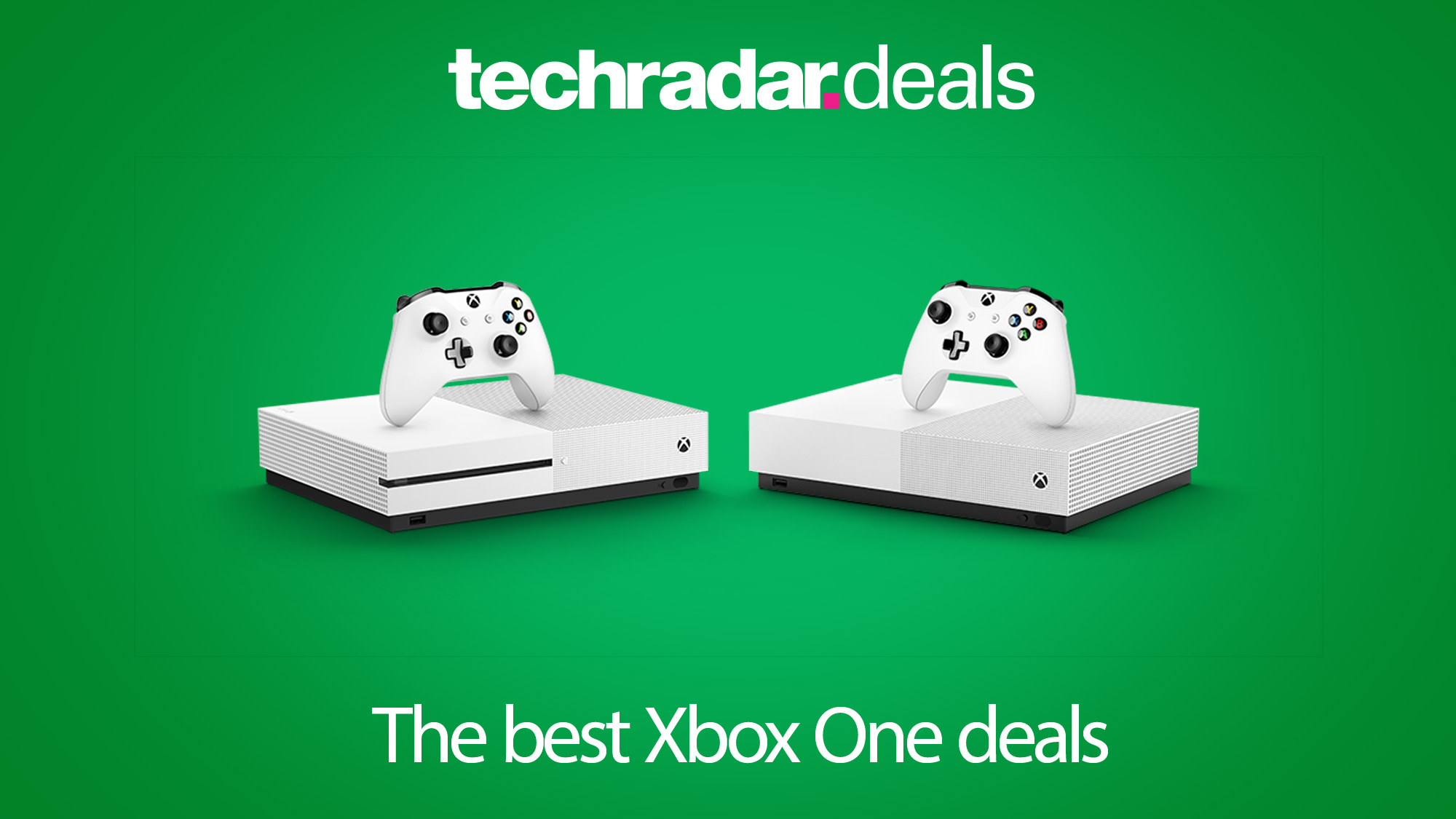 The Best Xbox One Prices Bundles Sales And Deals For November 2020 Techradar