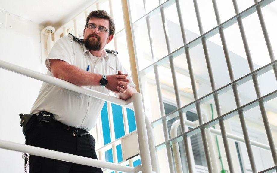 Jon Aldridge Inside Prison: Britain Behind Bars