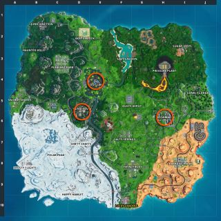 Fortnite Rift Zone locations: What are Rift Zones and where do you find them?