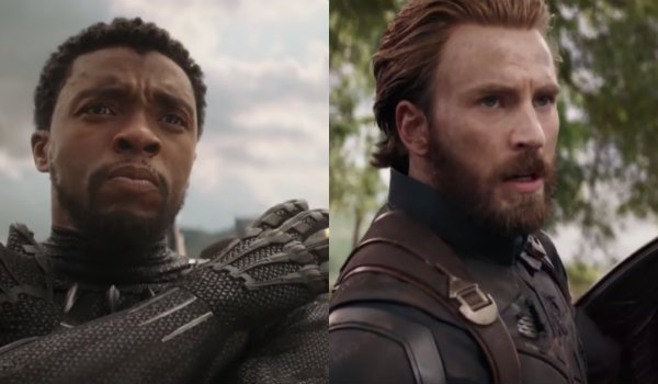 Black Panther captain america avengers infinity war