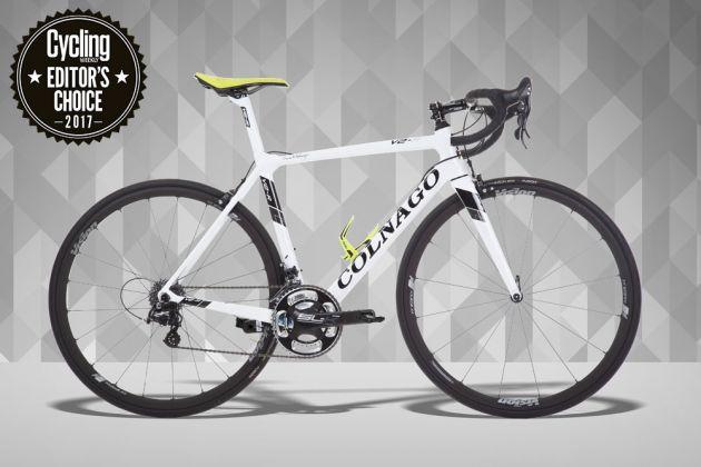 Colnago V2-R road bike frameset review - Cycling Weekly