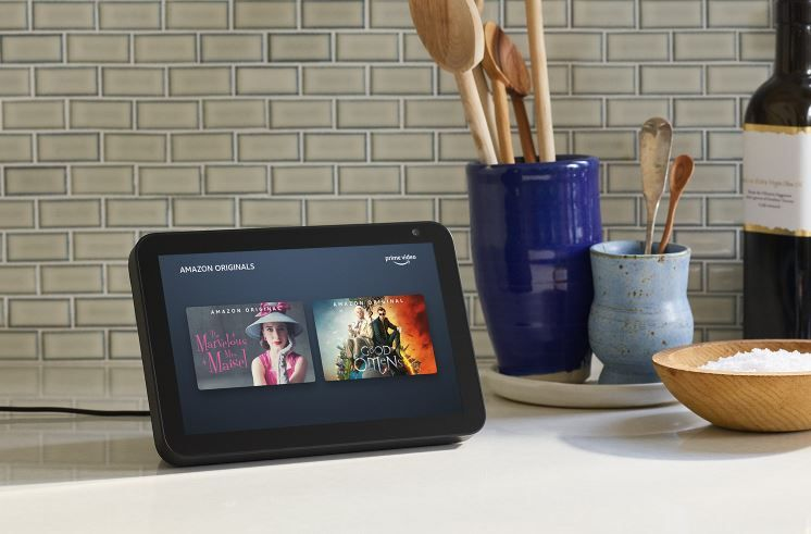 New Echo Show 8 gets first price cut ahead of Black Friday