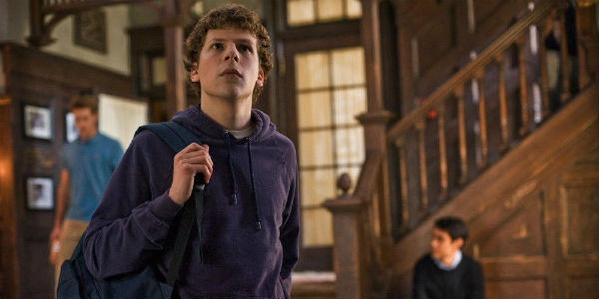 Jesse Eisenberg The Social Network