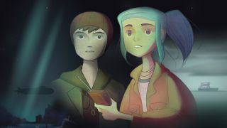 Oxenfree characters
