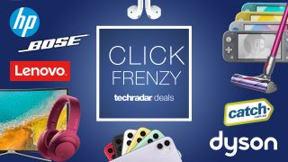 Click Frenzy deals on tech products