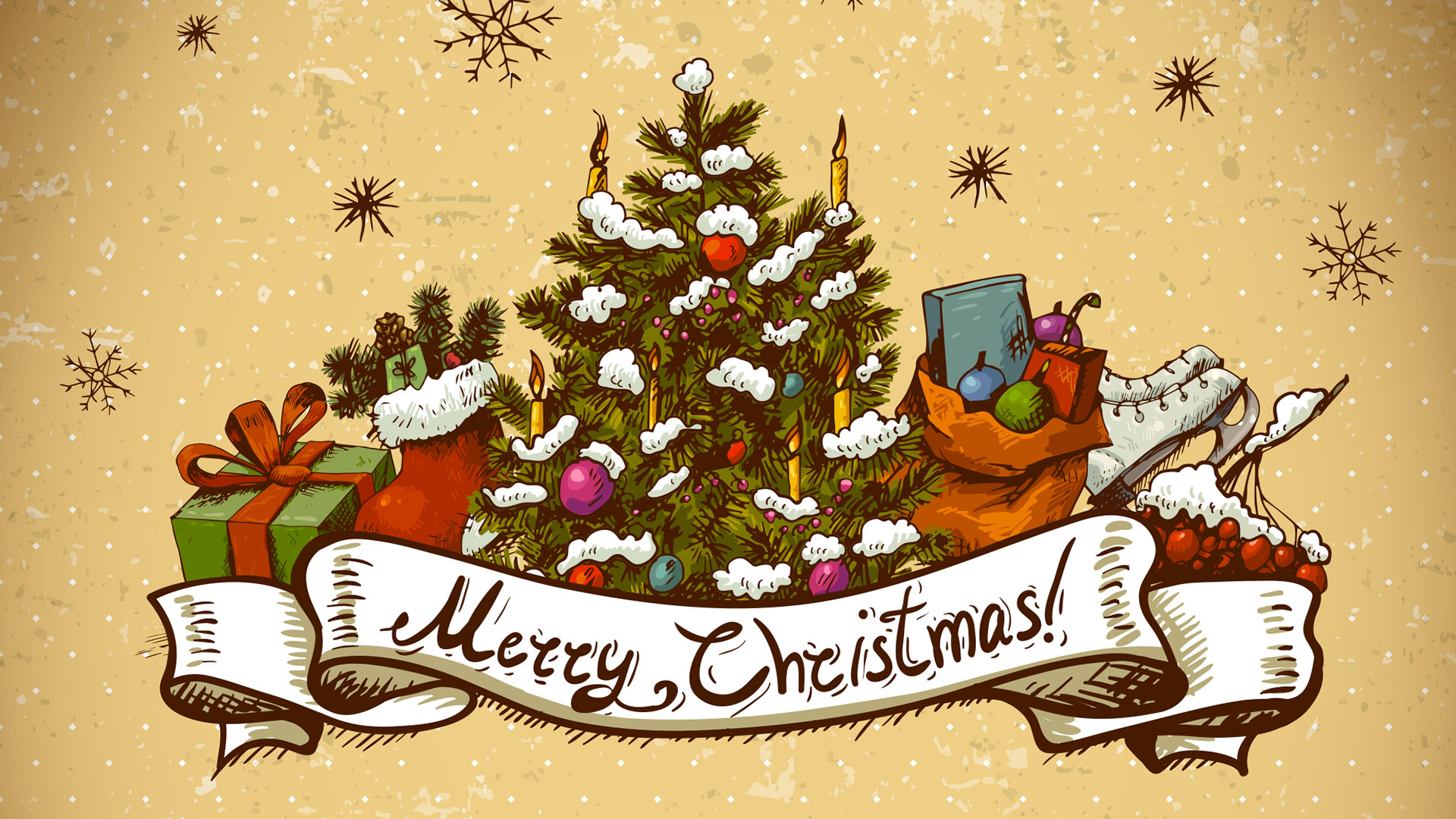 Best free christmas vectors for your festive designs creative bloq biocorpaavc