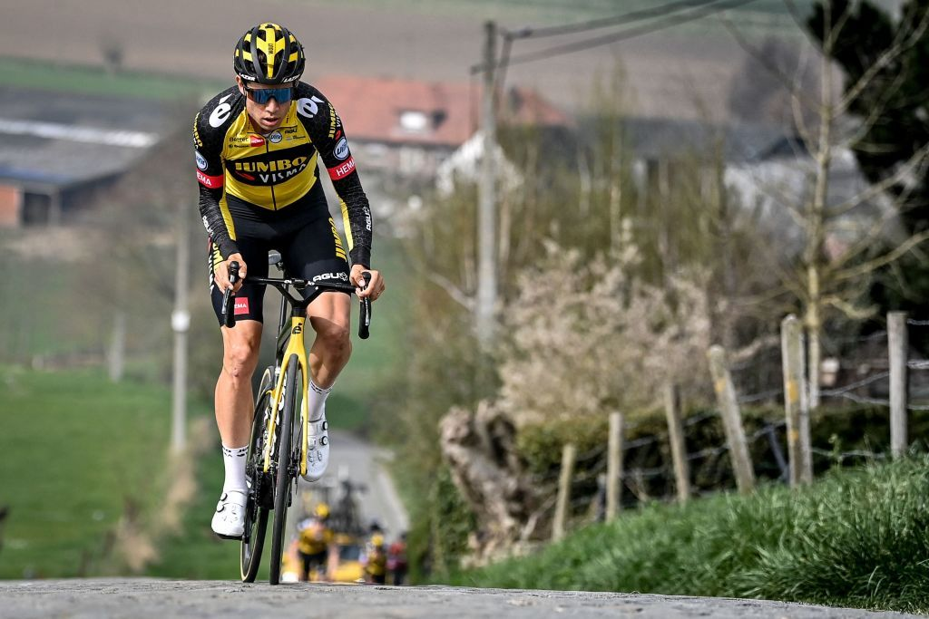 Tour de France preparation delayed for Wout van Aert after appendix operation