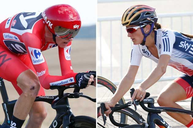 Chris Froome and Lizzie Deignan head up confirmed Great Britain World  Championships team 38ce911c7