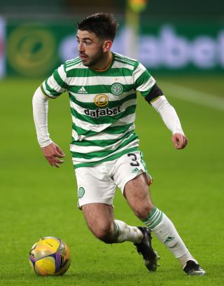 Celtic v Hamilton Academical – Ladbrokes Scottish Premiership – Celtic Park
