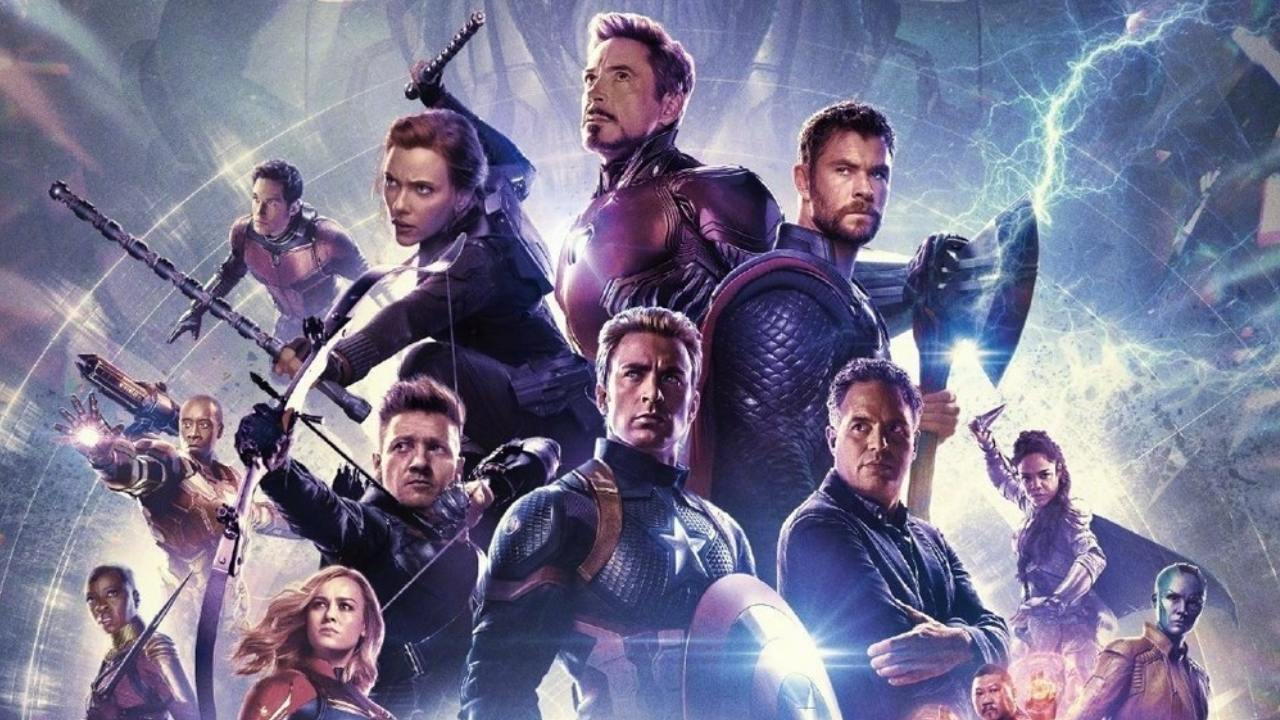 Image result for avengers endgame stills