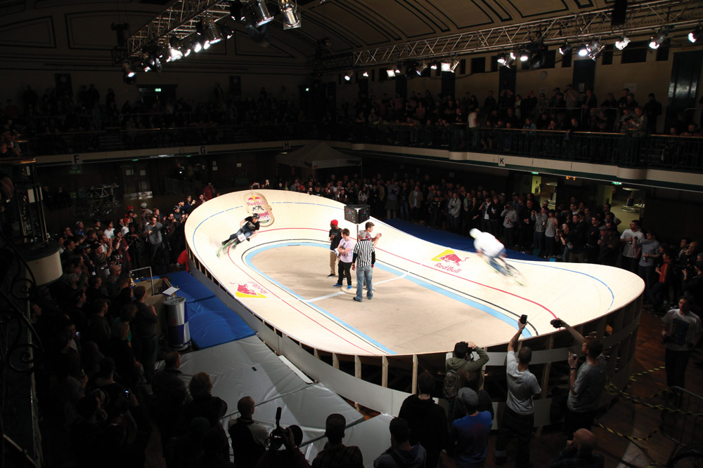 Red Bull Mini Drome 2011, London
