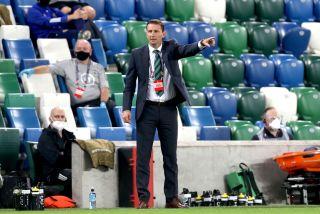 Northern Ireland v Norway – UEFA Nations League – Group 1 – League B – Windsor Park