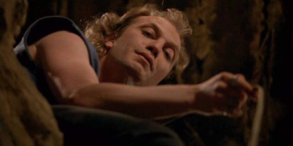 Buffalo Bill (Ted LEvine) in the Silence of the Lambs