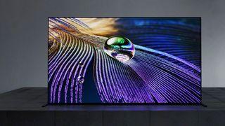 Sony Bravia A90J OLED TV