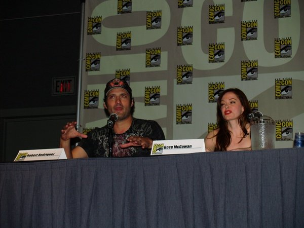 Comic Con: Red Sonja Panel In Detail #156