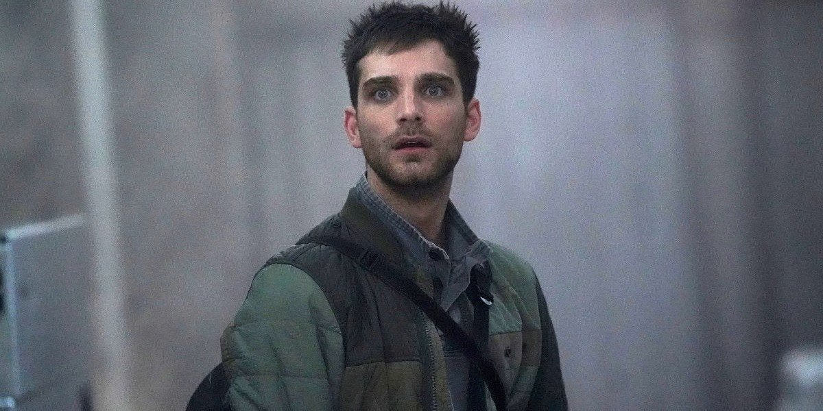 Jeff Ward as Deke Shaw on Agents of S.H.I.E.L.D.