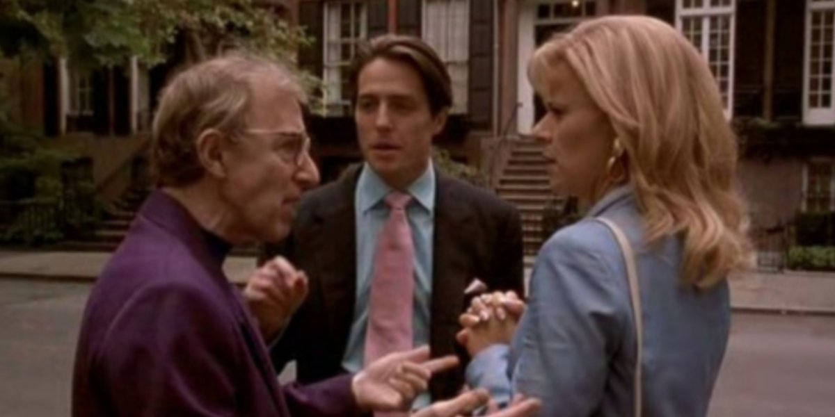 Woody Allen, Hugh Grant, and Tracey Ullman in Small Time Crooks