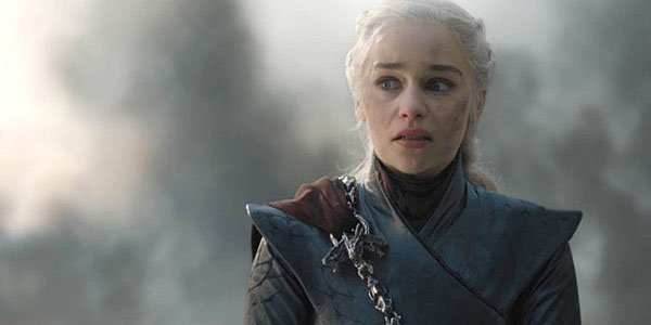 Game of Thrones Dany Emilia Clarke HBO