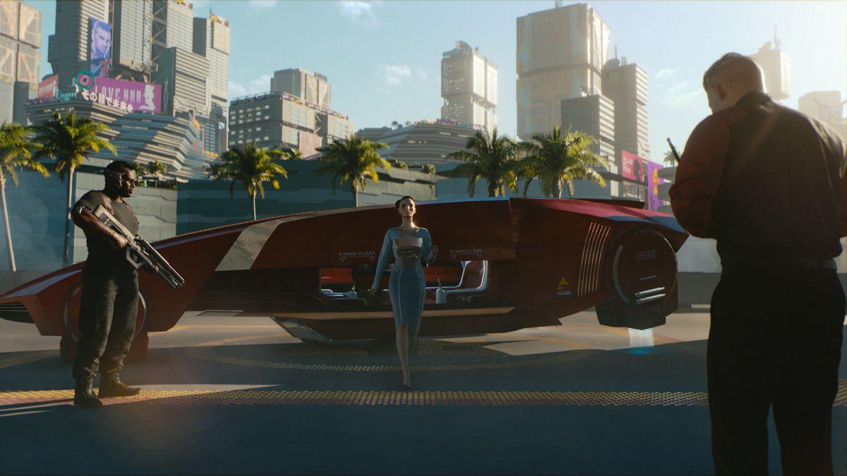 Cyberpunk 2077 sẽ không có sẵn trên Xbox Game Pass khi ra mắt