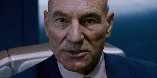 Patrick Stewart X-Men