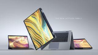 Latitude Laptops 2021