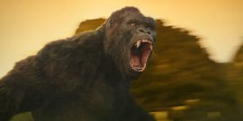 Godzilla Vs. Kong Concept Art Finally Shows The Titans Colliding