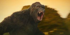 Godzilla Vs. Kong Concept Art Finally Shows The Titans Colliding