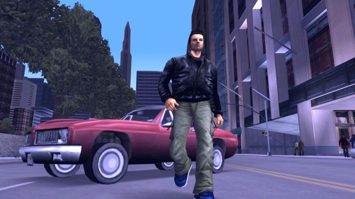Three GTA games get ray tracing thanks to fan mod - Gamesradar