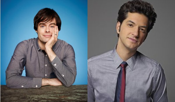 bill hader and ben schwartz
