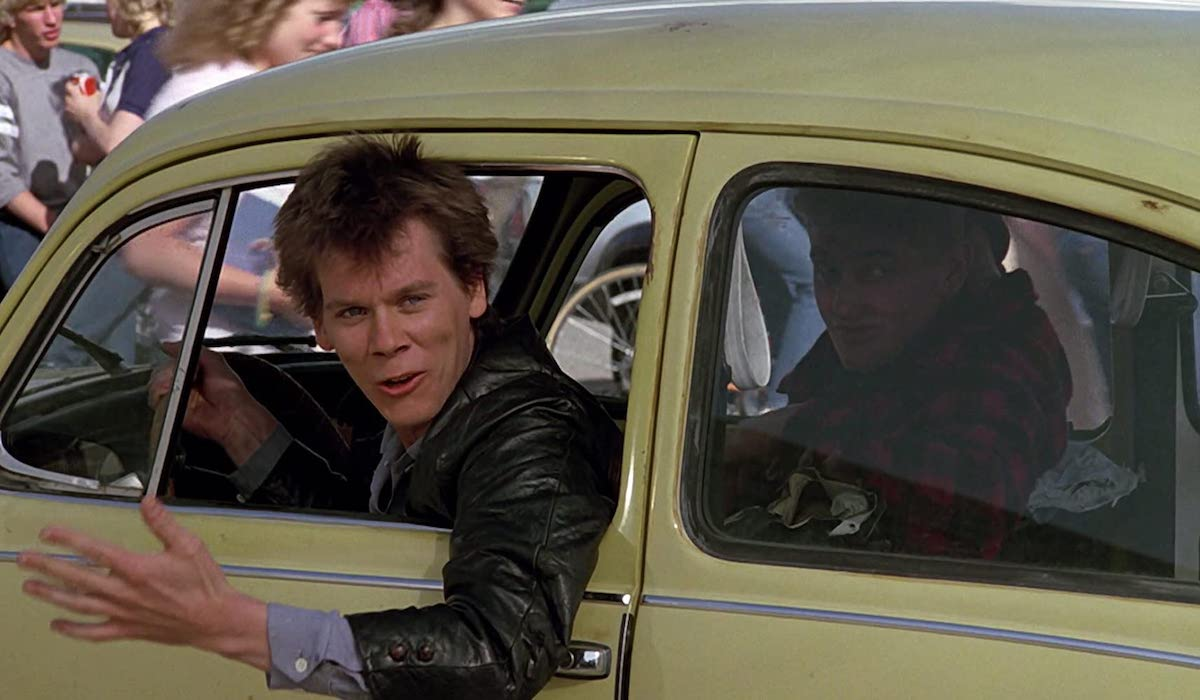 Kevin Bacon in Footloose
