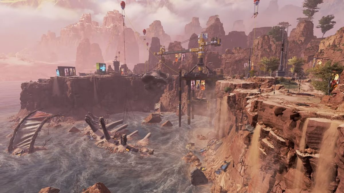 Apex Legends bunkers are opening soon, according to a leak