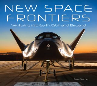 New Space Frontiers book cover
