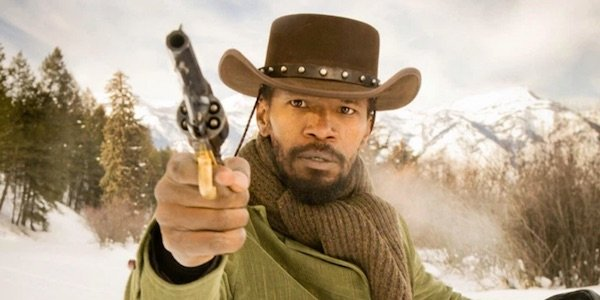 Foxx as Django