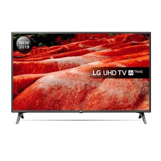 Amazon end of summer sale LG 4K TV deal