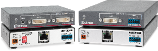 Extron Long Distance DVI Twisted Pair Extender