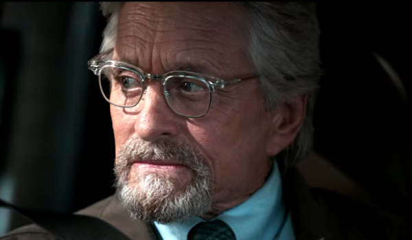Hank Pym Michael Douglas Ant-Man and the wasp