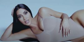 Kim Kardashian's Embroiled In Another TikTok SKIMS Controversy (And She Can Probably Thank An Editor)